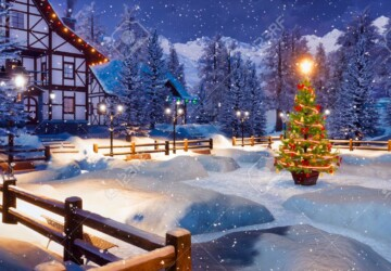 10 Countries To Spend A Magical Christmas In - Spain, Russia, poland, magical, japan, Italy, germany, france, finland, estonia, Christmas, canada