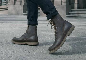 Stylish Men's Boots That Will Impress Your Colleagues - Stylish, men, lace-up boots, fashion, chukka boots, chelsea boots, boots
