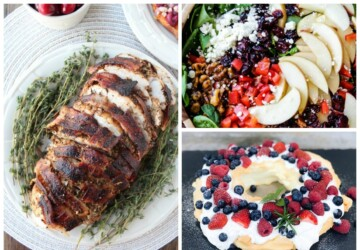 15 Recipes for a Keto Christmas Dinner (Part 1) - keto recipes, Keto Desserts, Keto Christmas Dinner, Christmas dinner recipes, Christmas Dinner