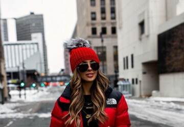 15  Winter Street Style Looks You Can Easily Re-Create (Part 2) - Winter Street Style OUTFITS, Winter Street Style Looks, winter street style