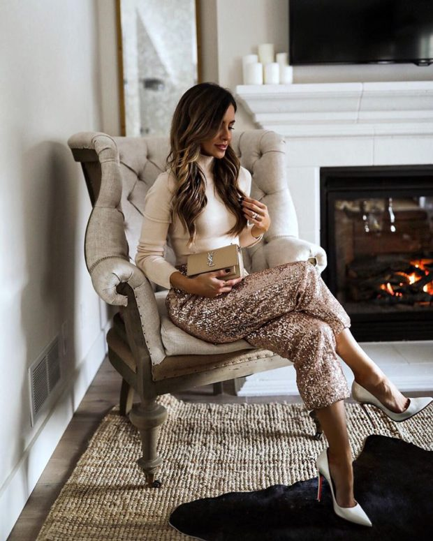 15 Classy and Festive New Years Eve Outfit Ideas for 2020 (Part 3)