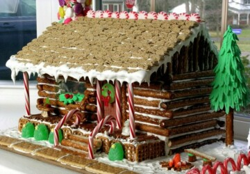 18 Best Christmas Gingerbread house Ideas - Gingerbread house Ideas, Gingerbread house, Christmas Gingerbread Recipes, Christmas Gingerbread house Ideas, Christmas Gingerbread