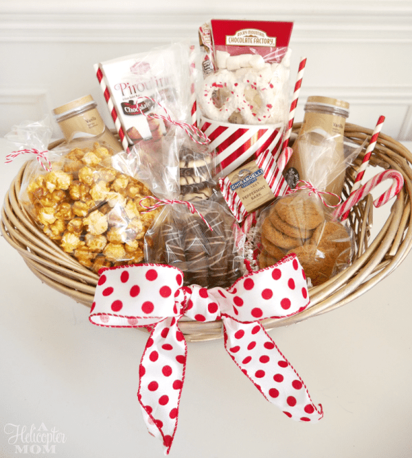 15 Creative DIY Gift Basket Ideas for Christmas (Part 1)