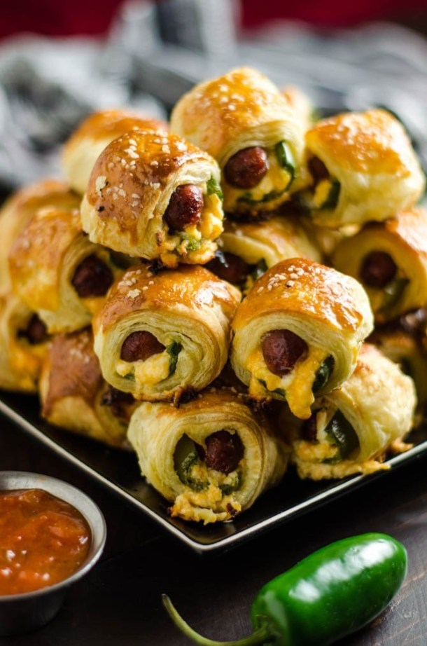 15 Easy Bite Size Appetizers for the Holidays (Part 2)