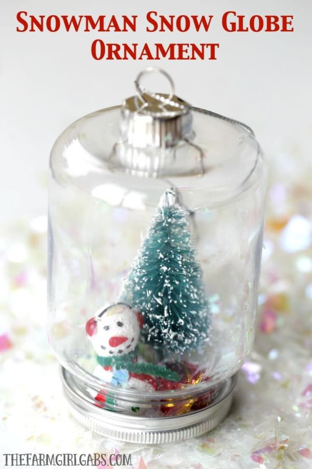 15 DIY Christmas Ornaments to Make This Year