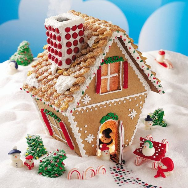 18 Best Christmas Gingerbread house Ideas