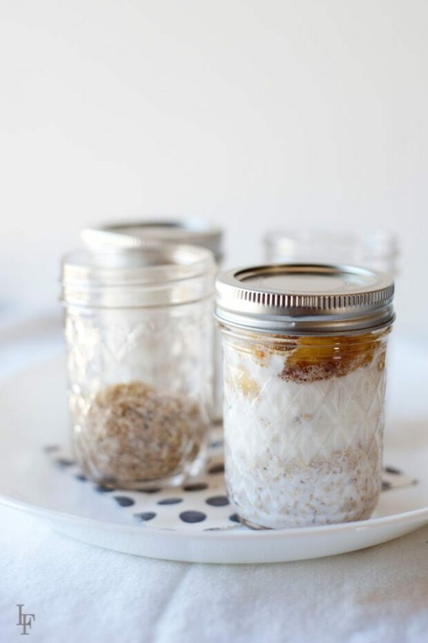 How to Make the Best Overnight Oats: 15 Recipes (Part 2)