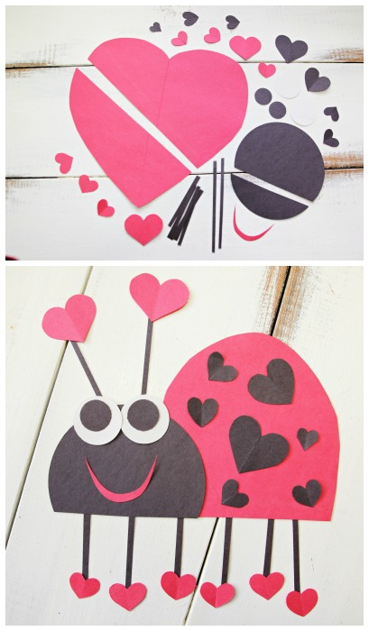 15 Easy Valentine's Day Crafts for Kids - Valentine's Day Crafts for Kids, DIY Valentine's Day Crafts for Kids