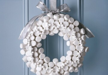 Best DIY Winter Wreaths - DIY Winter Wreaths, diy winter decor, diy winter accessories, diy winter