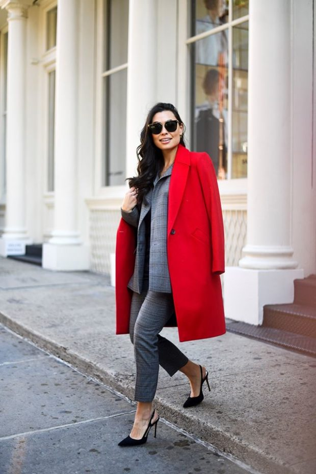 Winter Outfit Ideas to Liven Up Your Work Wardrobe (Part 2)