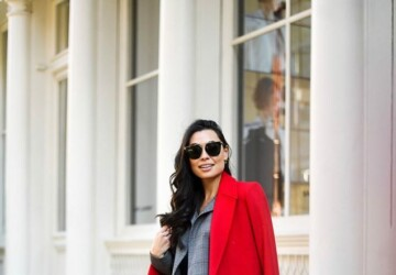 Winter Outfit Ideas to Liven Up Your Work Wardrobe (Part 1) - work winter outfits, work outfit ideas, winter work outfit, fall work outfit ideas