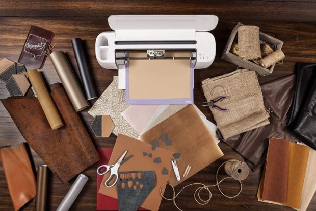 How to Create Supplies for Projects at Home - tool, supplies, project, materials, home, cutting machine, craft