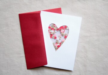 15 Easy DIY Valentine's Day Cards - diy Valentine's day cards, Diy Valentine's Day Card Ideas, DIY Valentine's Day Card