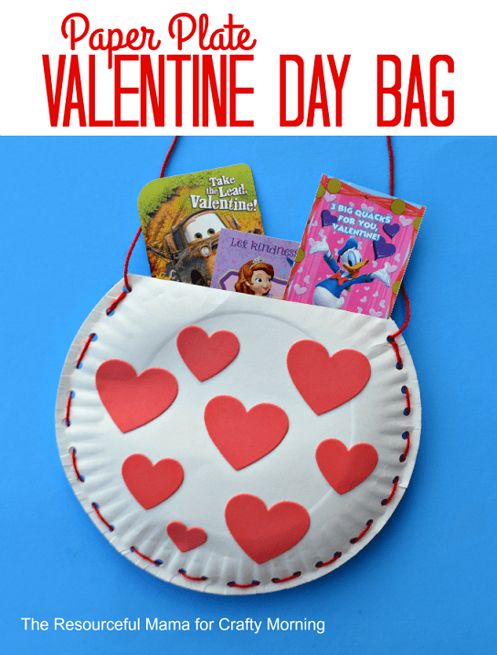 15 Easy Valentine's Day Crafts for Kids (Part 1) - Valentine's Day Crafts for Kids, DIY Valentine's Day Crafts for Kids