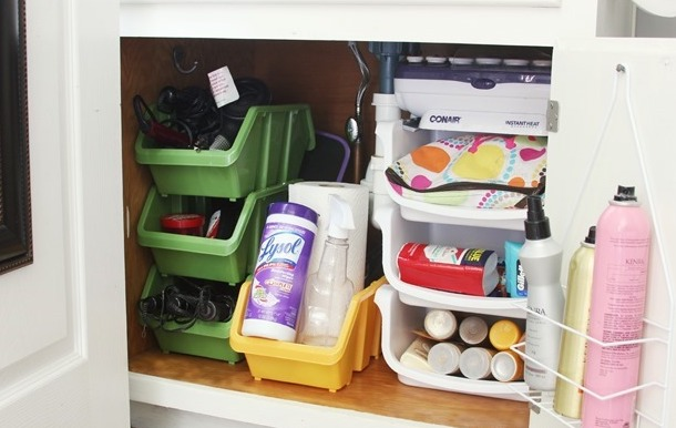 15 Clever Dollar Store DIY Organization Hacks (Part 2) - diy organization projects, DIY Organization Ideas, diy organization hacks, DIY Organization Hack
