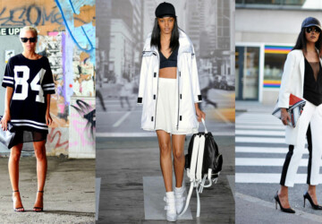 How To Make The Sport Luxe Style Your Own - trends, style, sport, slim fit, luxe, jerseys, fashion, custom, clothes