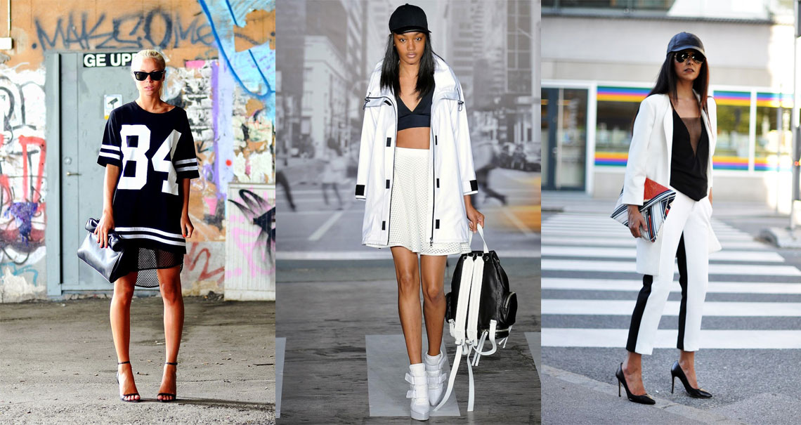 How To Make The Sport Luxe Style Your Own
