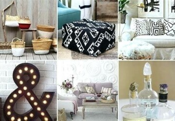 15 Best DIY Dollar Store Home Decor Ideas (Part 2) - DIY Home Decor Ideas, DIY Dollar Store Home Decor Ideas, DIY Dollar Store Home Decor