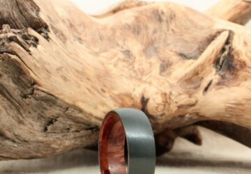 What You Need to Know to Buy a Wooden Wedding Band - Wooden Wedding Band, Wooden inlay bands, Wedding Band, ring, Bentwood rings