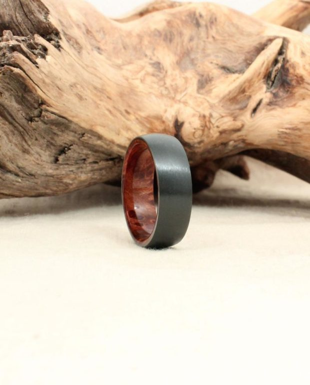 What You Need to Know to Buy a Wooden Wedding Band