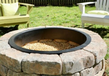 Inspiring DIY Outdoor Fire Pit Ideas (Part 2) - DIY Outdoor Fire Pit Ideas, DIY Outdoor Fire Pit