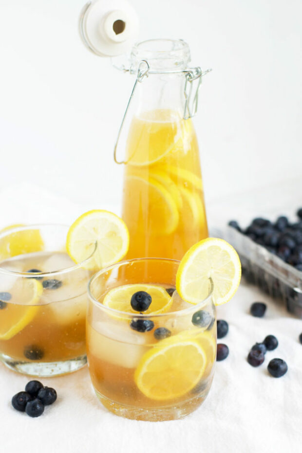 Kombucha flavor recipe ideas