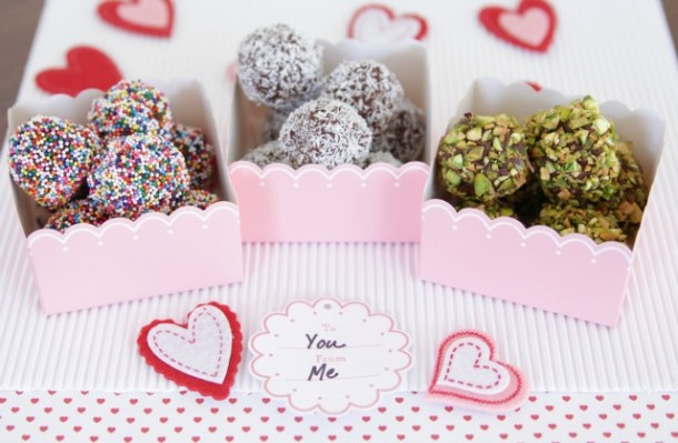 15 Valentines Day Truffle Recipes (Part 1)