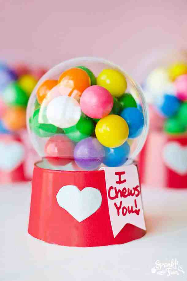 15 DIY Valentine's Day Gifts - Gift Ideas for Everyone - diy Valentine's day gifts for kids, diy Valentine's day gifts for him, diy Valentine's day gifts for her, diy Valentine's day gifts