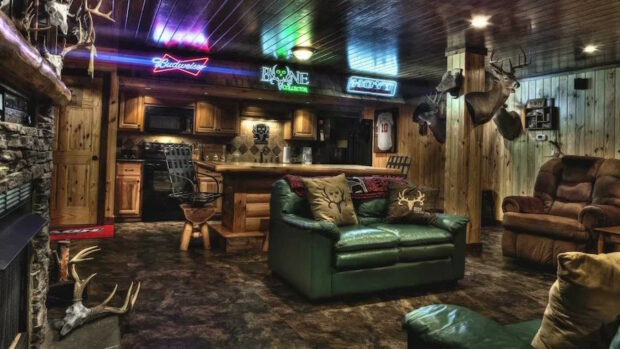 Amazing Man Cave Ideas That Will Inspire You to Create Your Own (Part 2)