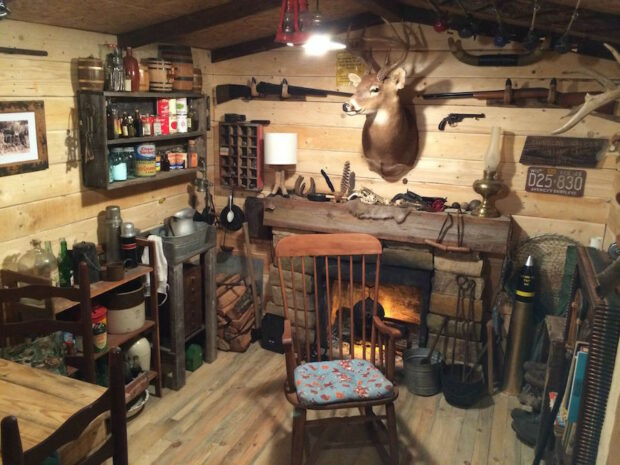 Amazing Man Cave Ideas That Will Inspire You to Create Your Own (Part 2) - Man Cave Ideas, diy Man Cave Ideas