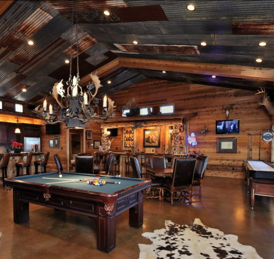 Amazing Man Cave Ideas That Will Inspire You to Create Your Own (Part 1) - Man Cave Ideas, Man Cave, diy Man Cave Ideas