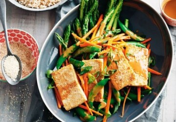 Best Tofu Recipes - 14 Great Vegetarian Recipes With Tofu (Part 1) - Tofu Recipes, Tofu