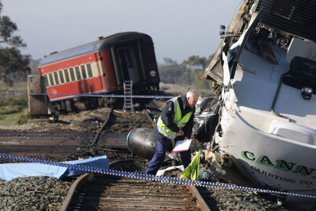 How Experienced Train Accident Lawyers Can Help? - train, lawyer, accident