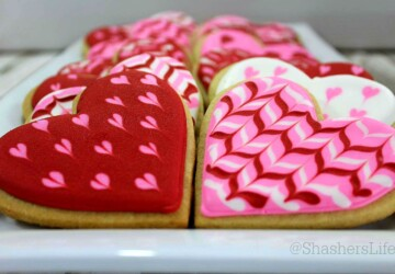 15 Valentine's Day Cookie Recipes to Swoon Over - Valentine's day recipes, Valentine's Day Cookie Recipes