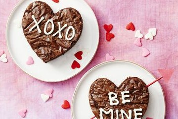 15 Valentine's Day Treats To Melt Your Heart (Part 2) - Valentine's Day Treats, Valentine's day recipes, Valentine's day desserts