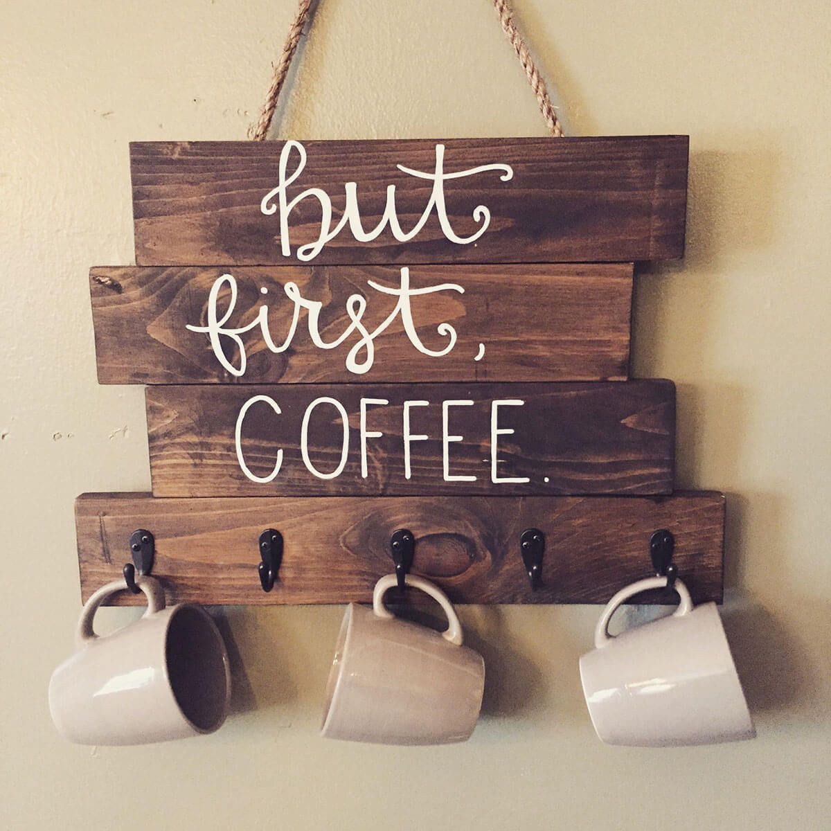 14 Creative Diy Mug Storage And