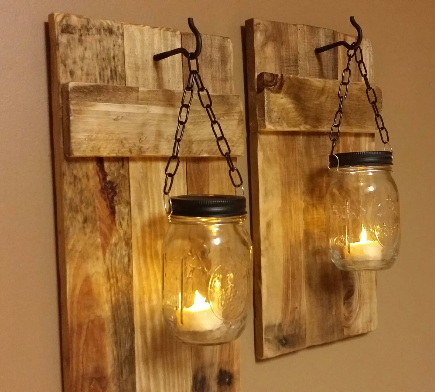 A Rustic Light on the Western Front