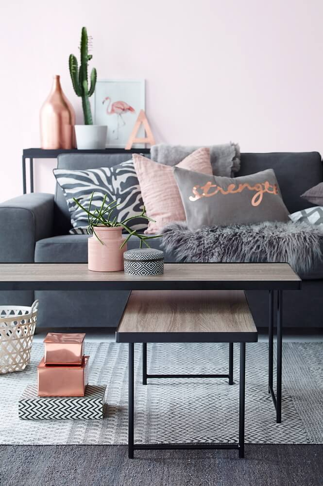 16 Rose Gold and Copper Details for Stylish Interior Decor