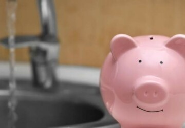 10 Little Known Ways To Save On Your Water Bill - water, shower, save, purchase, leaky, faucet, efficient, dishwasher, bill