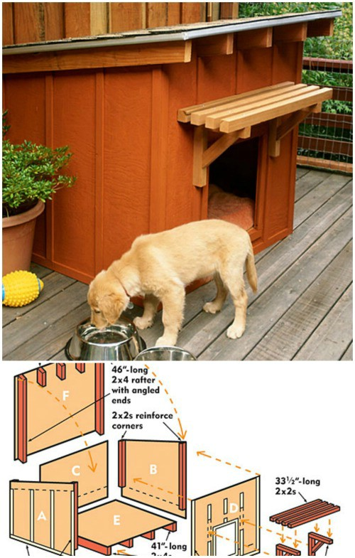 diy dog houses, dog houses,dog house,house for dogs,diy houses for dogs