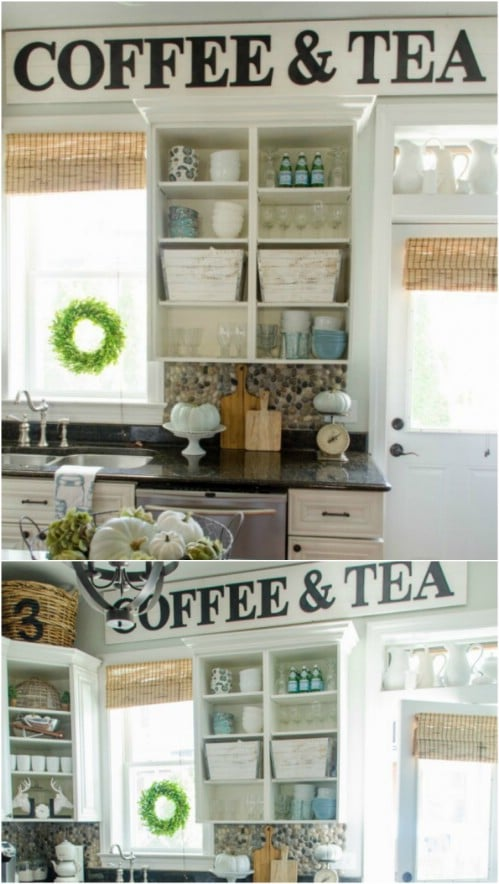 15 Ways to Make Your Own Farmhouse Style DIY Kitchen Signs