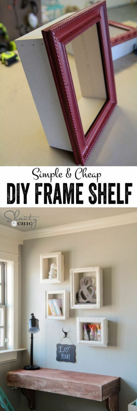 Create Your Own Simple Shadowboxes