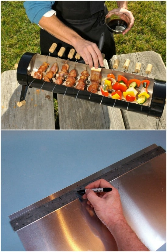 Easy Ideas For Diy Barbecue Grills
