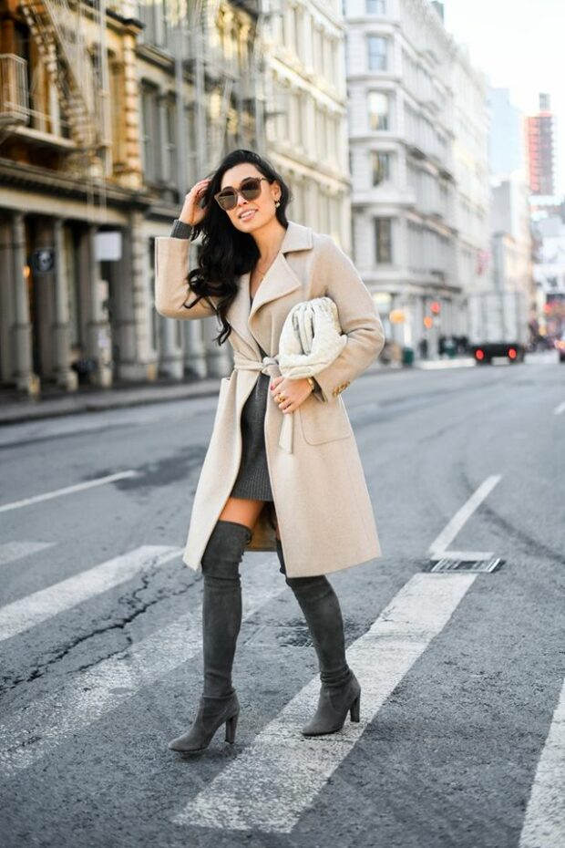 15 Stylish Outfits To Outsmart The Last Days Of Winter