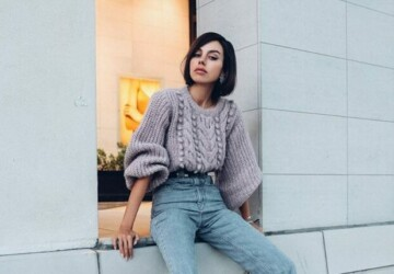 How to Style your Favorite Jeans this Winter - winter street style, winter jeans outfit ideas, jeans outfits, jeans outfit ideas