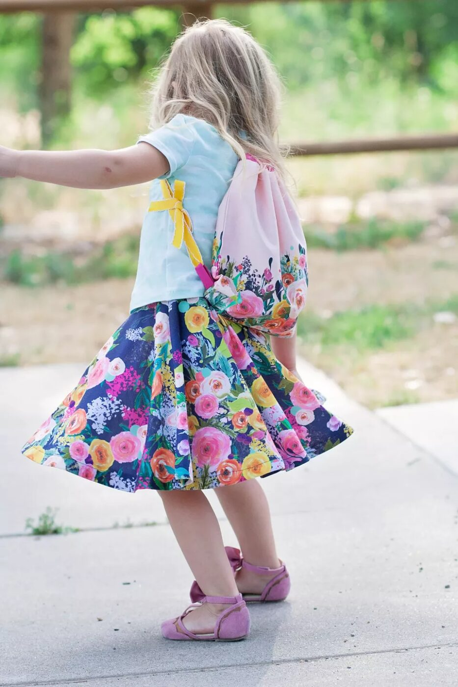 14 DIY Backpacks for School