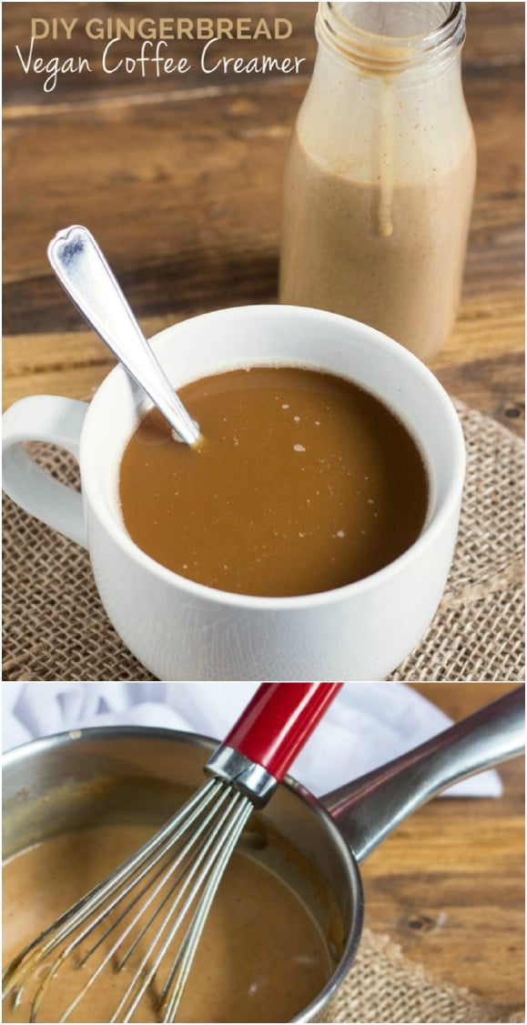 Delicious Homemade Coffee Creamer Recipes (Part 1)