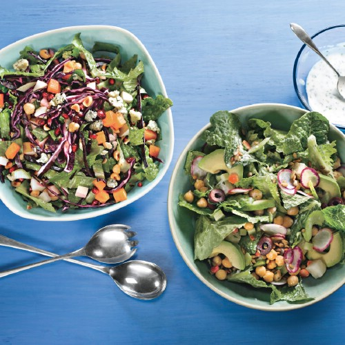 16 Colorful And Healthy Winter Salad Recipes and Ideas