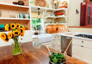 The 15 Best DIY Kitchen Decorating Projects - DIY Kitchen Remodeling Ideas, diy kitchen organization, DIY Kitchen Decorating Projects, DIY Kitchen Decorating, DIY Kitchen Decor