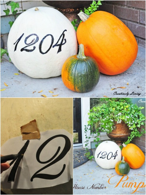 18 Creative and Easy  DIY Thanksgiving Decorating Ideas